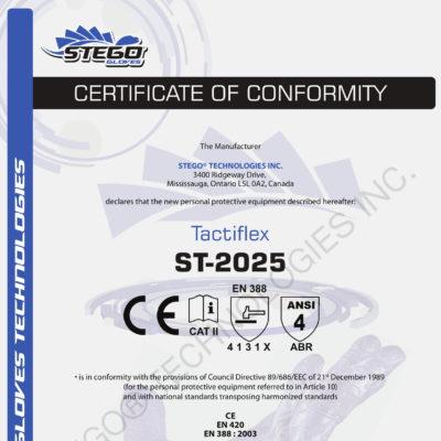 ST-2025 TACTIFLEX-1